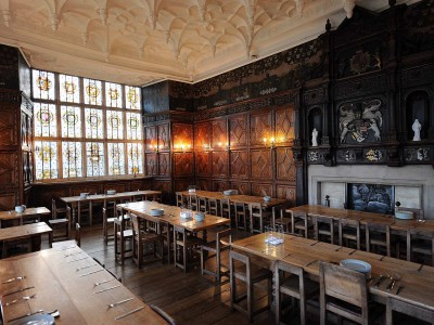 2.Junior_St Martin's Ampleforth - prep school dining room